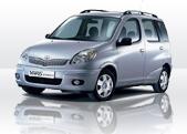 Toyota Yaris Verso  gps tracking